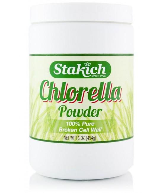 شلوريلا بودرة 1 باوند 65 جرعة